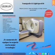 Tomógrafo GE LightSpeed 16