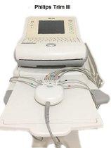 Electrocardiografo Philips Trim III Completo