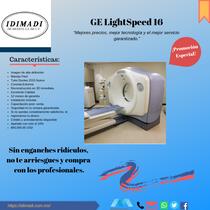 Tomografía GE LightSpeed 16