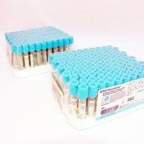 Tubo Vacutainer Azul citato 2.7ml BD Directo de fabrica