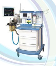 Maquina de Anestesia Drager Fabius GS Remanufacturada