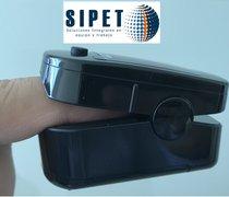 Oximetro De Pulso Digital Pacientes Adulto y Pedátrico Dedal SpO2 Oximetría Emergencia Atención
