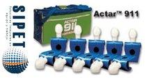 Paquete de maniquíes para entrenamiento de R.C.P. en adultos. Incluye 10 maniquíes y accesorios  Actar 911 Squadron adulto