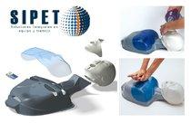 Paquete de maniquíes para entrenamiento de R.C.P. en adultos. Incluye 10 maniquíes y accesorios  Actar D-Fib AED Adulto