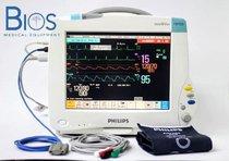 Monitor de signos vitales Phillips MP50 Reacondicionado con modulo CO2
