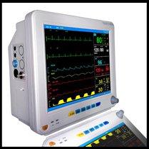 Monitor de Paciente Multiparametro JR2000D ECG / RESP / TEMP / PNI