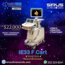 Oferta Equipo de cardiología IE 33 F Cart