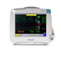 Monitor de signos vitales Phillips Intellivue MP50