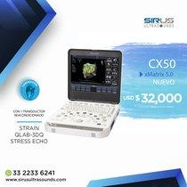 Ultrasonido PHILIPS CX50 5.0 Equipo cardiovascular nuevo