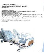 Cama Hospitalaria Stryker Secure II
