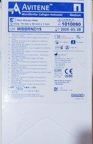 AVITENE  Hemostático de Colágeno Microfibrilar Ref: 1010090 BARD
