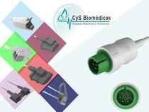 Sensor reusable compatible con Bionet (6 pines)