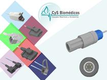 Sensor reusable compatible con Datascope