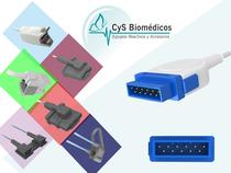 Sensor reusable compatible con Ohmeda OxyTip +