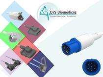 Sensor reusable compatible con Siemens Draeger