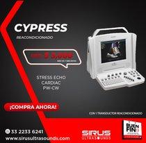 Oferta Ultrasonido Portatil Acuson Cypress reacondicionado