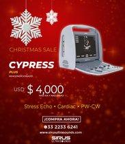 Oferta Ultrasonido Portatil Acuson Cypress Plus reacondicionado