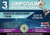 3er Simposium Internacional de Reanimación Cardiopulmonar y Trauma.