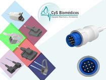 Sensor reusable compatible con Medica D