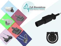 Sensor reusable compatible con Novametrix