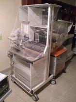 Máquina de Anestesia Datex Ohmeda Modulus SE para uso veterinario