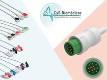 Cable de ECG compatible con Biolight