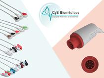 Cable de ECG compatible con  Bionet AHA BM3