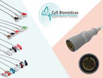 Cable de ECG compatible con Colin BP88