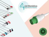 Cable de ECG compatible con Datascope Expert