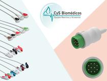 Cable de ECG compatible con Draeger AHA UM1