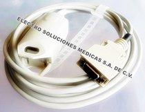 Cable spo2 largo 3m genérico Massim Ivy Biomedical