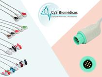 Cable de ECG compatible con Infinium