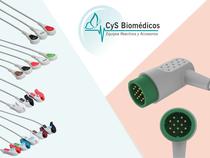 Cable de ECG compatible con Medtronic