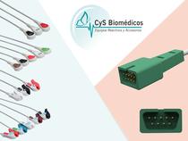 Cable de ECG compatible con MEK