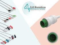 Cable de ECG compatible con Mennen
