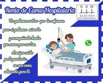 Renta De Cama Hospitalaria