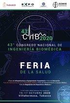 43 Congreso Nacional de Ingeniería Biomédica 2020